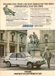 Click here to enlarge image and see more about item MH6576: Fiat Strada ad 1979