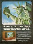 Click here to enlarge image and see more about item MH6597: General electric television ad 1979