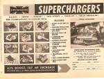 Click here to enlarge image and see more about item MH6716: Obenhausen superchargers ad 1958
