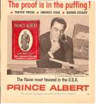 Click here to enlarge image and see more about item MH6724: Prince Albert tobacco ad 1972