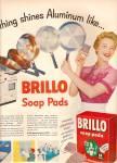 Brillo soap pads aD 1955