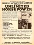 Click here to enlarge image and see more about item MH6839: Speedwin Automotive engineering ad 1969