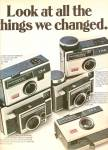 Click here to enlarge image and see more about item MH6864: Kodak instamatic cameras ad 1968