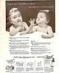 Click here to enlarge image and see more about item MH6943a: Lysol disinfectant  ad 1946