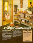 Calcutta cord swings ad 1977