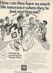 New York Life Insurance ad 1978 #2