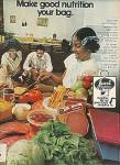 Click here to enlarge image and see more about item MH848: Jewel food stores ad 1978 BLACK FAMILY