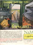1960 Norfolk & Western Railway Conductor AD