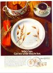 Wedgwood dishes ad  1980