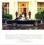 Click here to enlarge image and see more about item PJ140: Lincoln Continental auto  - 1965