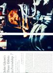 Click here to enlarge image and see more about item PJ274: JOHN GLENN'S  Three orbits in Friendship 7