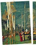 Click to view larger image of Wedding of Two Worlds - SIKKIM  story 1963 (Image2)
