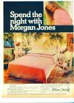 Morgan-Jones blankets ad 1981