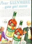 Click here to enlarge image and see more about item R1106: Glenmore Kentucky  Whiskey Ad Black Servant