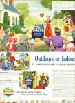 1953 Stanley Stanhome AD H.S. Covington ARTWO