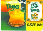 Click here to enlarge image and see more about item R1222: Tang  Instant breakfast drink ad -  November
