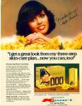 1969 MARIE OSMOND Cosmetic CARE AD KMart
