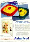 Click to view larger image of 1951 KENWOOD Blanket - ADMIRAL Fridge AD (Image2)