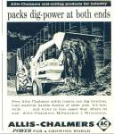 Click here to enlarge image and see more about item R1618: 1959 Allis Chalmers Utility Tractor AD