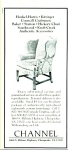 Channel eighteenth century furnishings ad1980