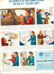 1945 General Electric ad Vintage ARTWORK
