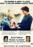 Click here to enlarge image and see more about item R1731: 1979 KRAMER vs KRAMER Movie AD HOFFMAN STREEP
