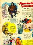 Click here to enlarge image and see more about item R1736: 1964 Abominable Snowman FACT or FANCY Page