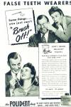 Click here to enlarge image and see more about item R1759: 1946 Polident Dental AD