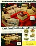 1977 Decorion Furniture AD Kirschman +++
