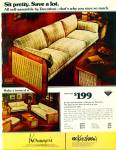 Click to view larger image of 1977 Decorion Furniture AD Kirschman +++ (Image2)