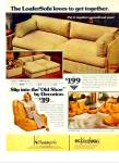 Click to view larger image of 1977 KORNMEYER'S KIRSCHMAN Furniture AD 2pg (Image2)