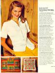 Click to view larger image of 1977 Fashion Pages CHRISTIE BRINKLEY Cristina (Image3)