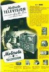 Click here to enlarge image and see more about item R2043: Motorola Television ad - 1948