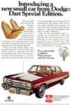 Click here to enlarge image and see more about item R2154: 1946 Dodge Dart CAR AD Special Edition