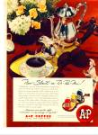 A. & P. Coffee ad - 1948