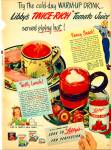 Click here to enlarge image and see more about item R2256: Libby's Tomato Juice ad