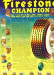 Click here to enlarge image and see more about item R2268: Firestone Champion tires - 1939