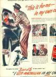 1946 Macmillan ring free motor oil AD SIP