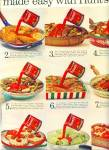 Click to view larger image of Hunt's Tomato sauce ads - 1965 (Image2)