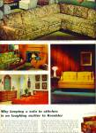 Click here to enlarge image and see more about item R2390: Kroehler furniture ad    1965