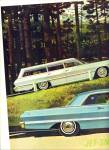 Click here to enlarge image and see more about item R2610: 1963 CHEVY Chevrolet IMPALA - BEL AIR 2pg CAR