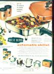 West Bend automatic skillet  ad