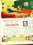 Kem Tone paints -ad   1952