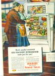 Click here to enlarge image and see more about item R3272: Frigidaire refrigerator ad