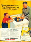 Click here to enlarge image and see more about item R3408: Tide laundry soap ad