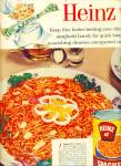 Click here to enlarge image and see more about item R3489: Heinz spaghetti ad