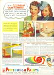 Click here to enlarge image and see more about item R3569: Pittsburgh Paints ad VINTAGE