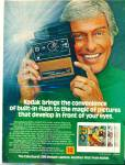 Colorburst 300 instant Kodak camera ad 1978