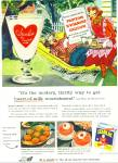 Click here to enlarge image and see more about item R3801: Borden's Starlac nonfat dry milk ad - 1957