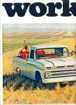 Click to view larger image of 1965 CHEVY Chevrolet PickUP Truck AD 2pg (Image1)